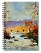Watercolor 212092 Spiral Notebook