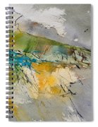 Watercolor 213001 Spiral Notebook