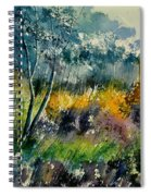 Watercolor 216050 Spiral Notebook