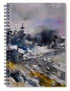 Watercolor 217021 Spiral Notebook