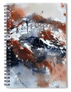Watercolor 217051 Spiral Notebook