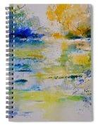 Watercolor 217082 Spiral Notebook
