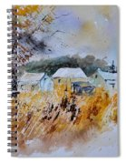 Watercolor 219003 Spiral Notebook