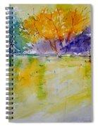 Watercolor 219041 Spiral Notebook