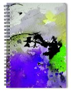 Watercolor 65654 Spiral Notebook