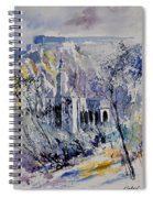 Watercolor Dinant 110172 Spiral Notebook