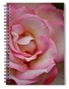 Watercolor Petals Spiral Notebook