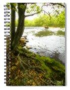 Watercolours 128 Spiral Notebook