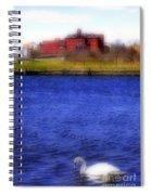 Watercolours 131 Spiral Notebook