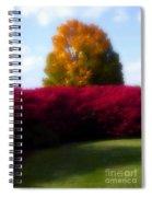 Watercolours 139 Spiral Notebook