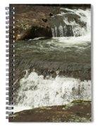 Waterfall 200 Spiral Notebook