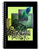 Waterfall Spiral Notebook