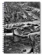 Waterfall Mono Spiral Notebook