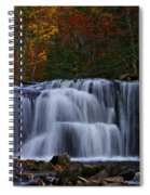 Waterfall Svitan Spiral Notebook