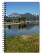 Waters Lead To Lake Tahoe Spiral Notebook