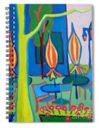Watertown Cafe Spiral Notebook