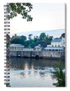 Waterworks View Spiral Notebook