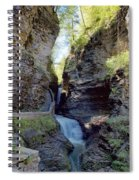 Watkins Glen Spring One Spiral Notebook