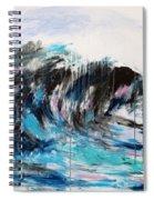 Wave Number 3 Spiral Notebook