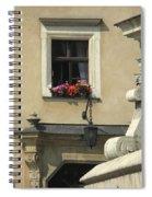 Wawel Flower Box And Achitecture Spiral Notebook