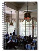 Wawona Dining Room Spiral Notebook