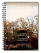 Waynesville Inn And Golf Resort Spiral Notebook
