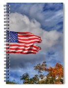 We Remember Spiral Notebook