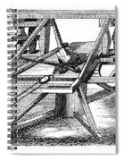Weapons: Ballista Spiral Notebook