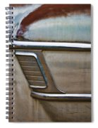 Weathered But Still Cool Spiral Notebook