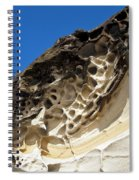 Weathered Sandstone Spiral Notebook