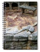 Weathered Stone Spiral Notebook