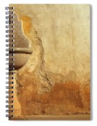 Weathered Water Faucet Spiral Notebook