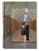 Wedding Portrait Spiral Notebook