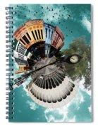 Wee Downtown Bryan Spiral Notebook