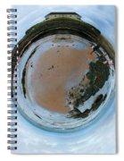 Wee Rossnowlagh Beach Spiral Notebook