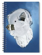 Wee Winter Hotel Spiral Notebook
