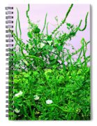 Weird Weeds Spiral Notebook