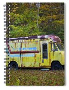 Welcome Aboard Spiral Notebook