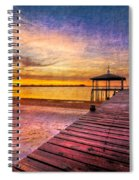 Welcome The Morning Spiral Notebook