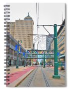 Welcome To Dt Buffalo Spiral Notebook
