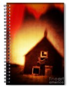 Welcome To Hell House Spiral Notebook