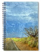 Welcome To The Magic Of Arches National Park  Spiral Notebook