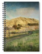 We'll Walk These Hills Together Spiral Notebook