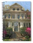 Wellington Place Spiral Notebook