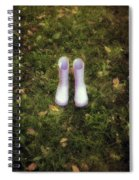 Wellingtons Spiral Notebook