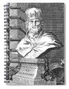 Wenceslaus (1361-1419) Spiral Notebook