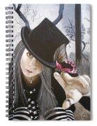 Wendy Wonker Spiral Notebook
