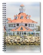 West Coast Charm Spiral Notebook