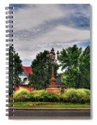 West Ferry Circle Spiral Notebook