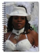West Indian Parade Brooklyn Ny Spiral Notebook